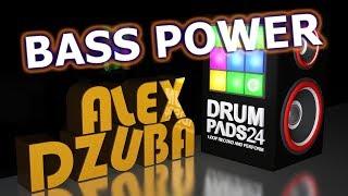 Drum Pads 24 Bass Power
