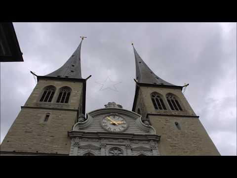 Le Campane Di Basilea.Campane Di Lucerna Ch Lu Chiesa Di San Leodegario Glocken