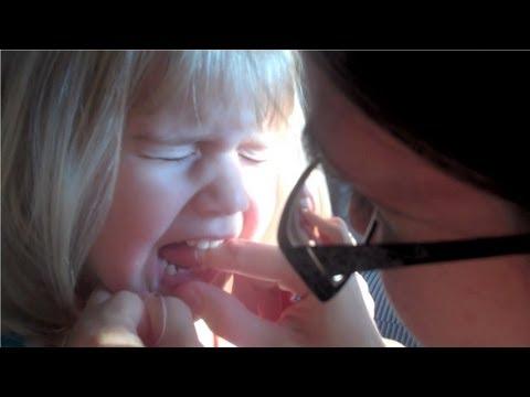 Daddy After Dentist!!