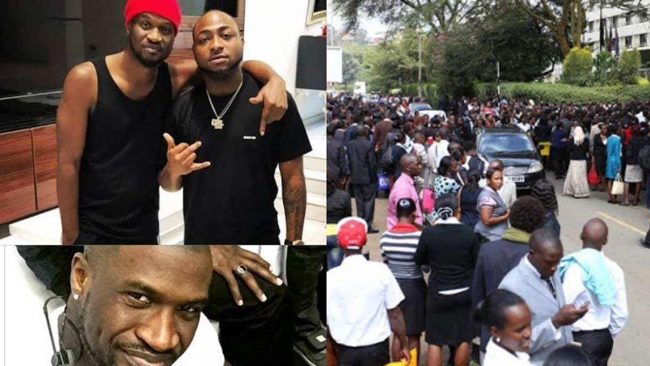 MR P AND DAVIDO 2018 HITS: MORE THAN ONE MILLION YOUTHS