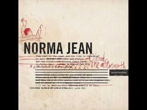Norma Jean - Charactarantula: Talking to You and the Intake of Glass