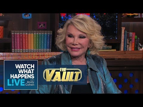 Joan Rivers On A Donald Trump Presidency And Insulting Everyone | Best Of Joan Rivers | #FBF | WWHL en streaming