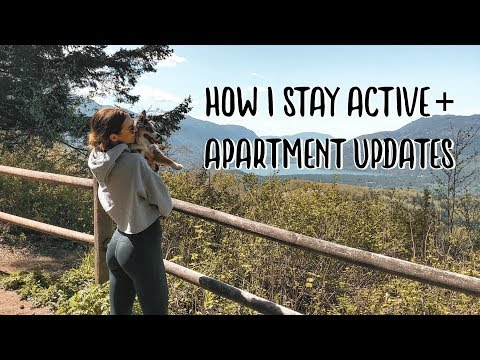 how-i-stay-active-+-apartment-updates
