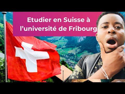 Admission en suisse + possibilité de bourse d'étude