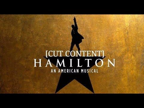 [FULL LYRICS + CUT CONTENT] Hamilton: An American Musical
