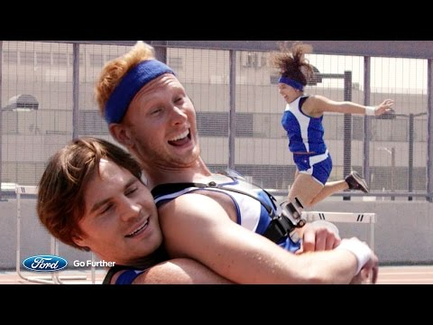 Regular People Compete Like Pro Athletes // Presented by BuzzFeed & Ford