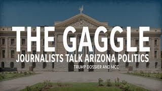Trump bashes John McCain, Uber Death and Trump Dossier- The Gaggle