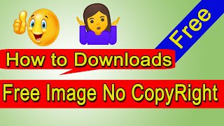 How To Download Copyright Free Images From Google | No Copyrig…