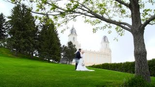 Courtney & Austin - Manti Temple Wedding Highlight Film(, 2016-05-26T04:41:57.000Z)
