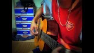 Tình yêu thầm kín-guitar cover