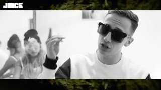 JUICE Premiere: Marvin Game - Kiffen den ganzen Tag (Freestyle)