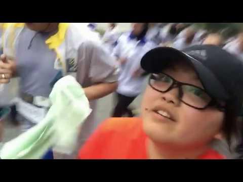 LKSNS (Kuala Kangsar Run) - Bump into Dato Seri Michelle Yeoh