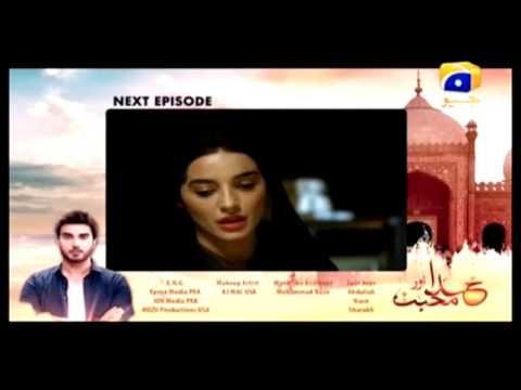 Khuda aur Mohabbat Season 2 Episode 13 Promo