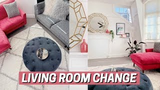 FINALLY Sorting My Living Room Out! 😍 -for now-