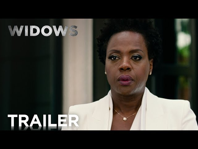 Widows | Official Trailer | 20th Century FOX