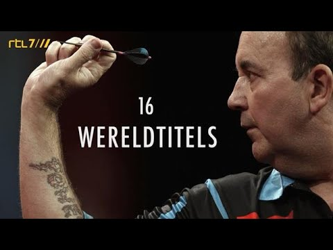 Phil Taylor: De Legende - RTL 7 DARTS: WK 2018