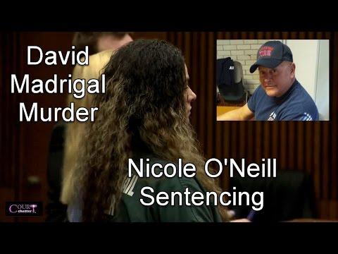 Nicole O'Neill Sentencing 03/24/17