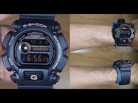 CASIO G-SHOCK SPECIAL COLOR DW-9052GBX-1A4 - UNBOXING - YouTube 3cc53470c83