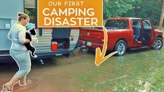 Gettysburg Farm RV Campground / First Camping Disaster