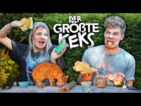 DER GRÖßTE MACARON KEKS DER WELT   Joey's Jungle