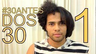#30ANTESDOS30 - CHAPINHA NO BLACK