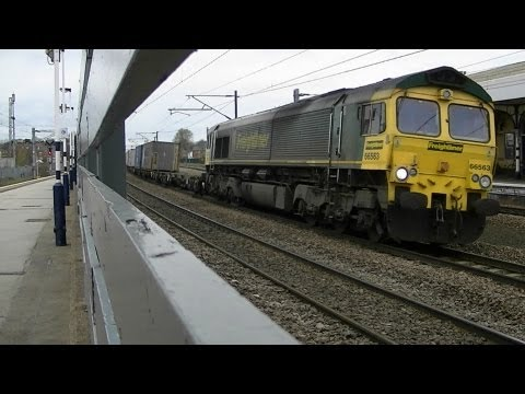 Freight Trains | UK
