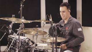 IN JESUS NAME ISRAEL HOUGHTON & NEW BREED - IZAIAS AGUIAR - DRUM COVER