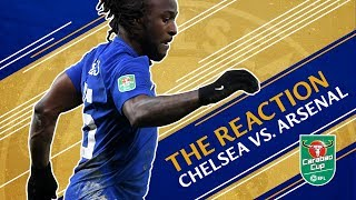 Moses Performance, Chances Created, Exclusive Conte Interview | Chelsea Vs Arsenal | The Reaction