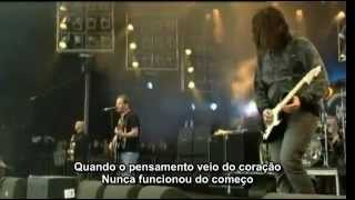 Stone Sour   Through Glass Live Legendado Pt Br