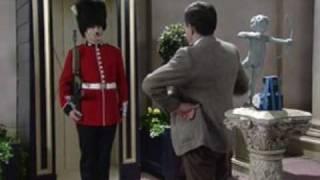 Mr. Bean The Guard