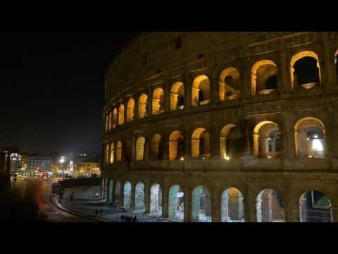 ROME: from sunset till dawn