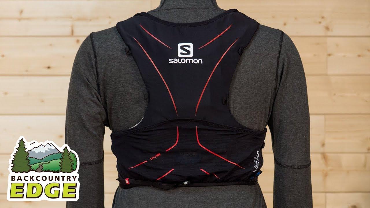 54faea16de Salomon Advanced Skin 5 Set - YouTube