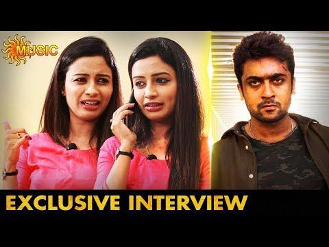 ஒரு நாளைக்கு 2000 Phone Call வந்தது | Sun Music VJ Sangeetha Interview | Franka Sollata | Azhagu