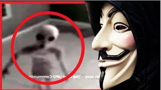 Anonymous: NASA HACKED - ALIENS EXPOSED 2017