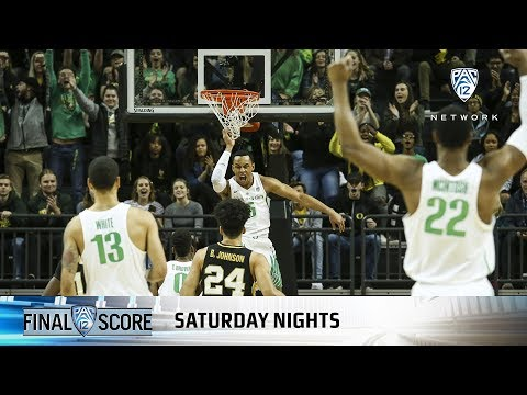 Recap: Oregon men's basketball rolls to 114-54 win over Alabama State