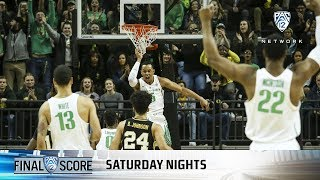 Recap: Oregon men's basketball rolls to 114-56 win over Alabama State