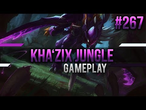 Khazix ( Jungle ): Korean Khazix Build ? #267 [Lets Play] [League of Legends] [German / Deutsch]