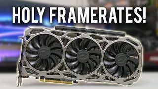 A 4K Powerhouse! EVGA GTX 1080 Ti FTW3 Review