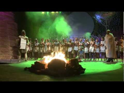 Indoni's Miss Cultural SA   |    TV Special EPK