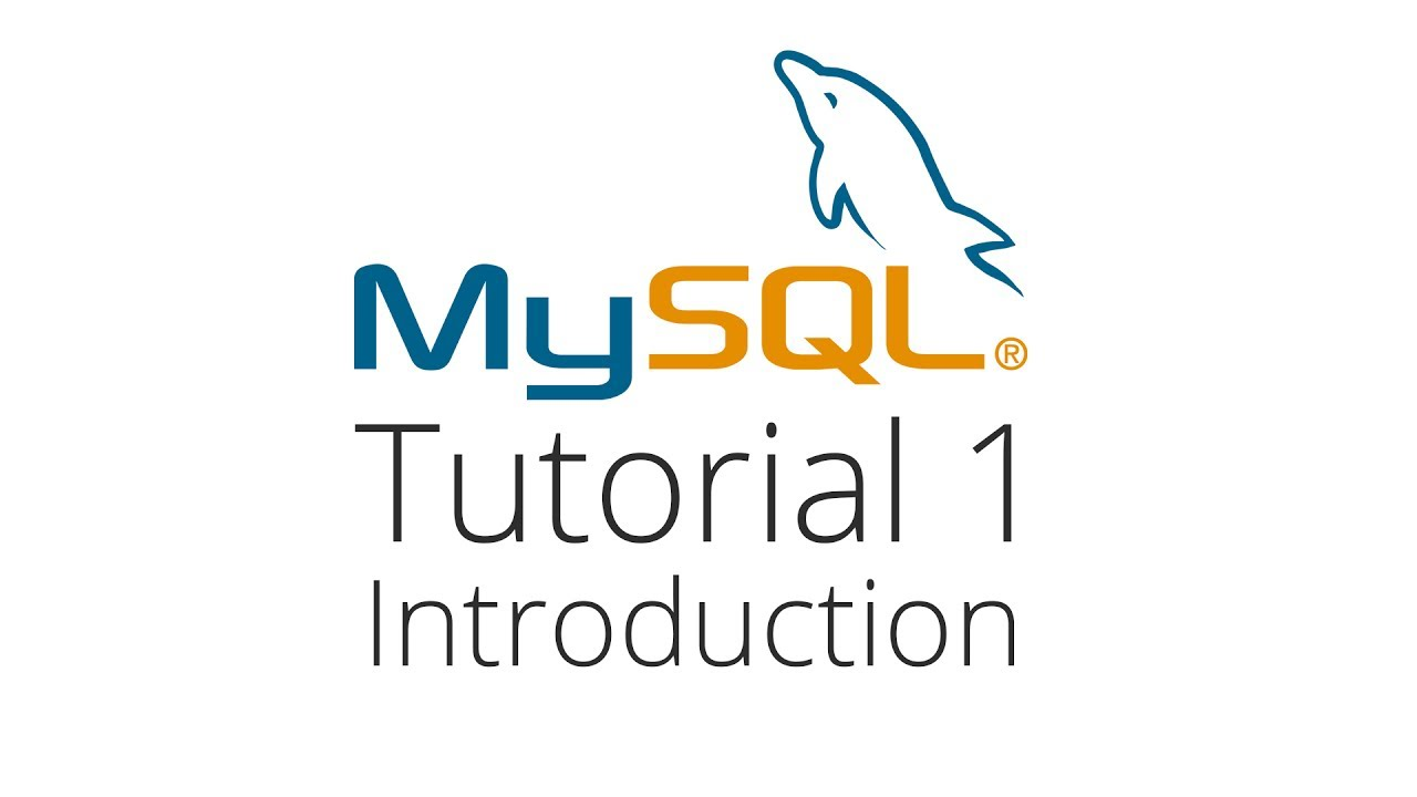 Mysql beginner tutorial 1 introduction to mysql youtube.