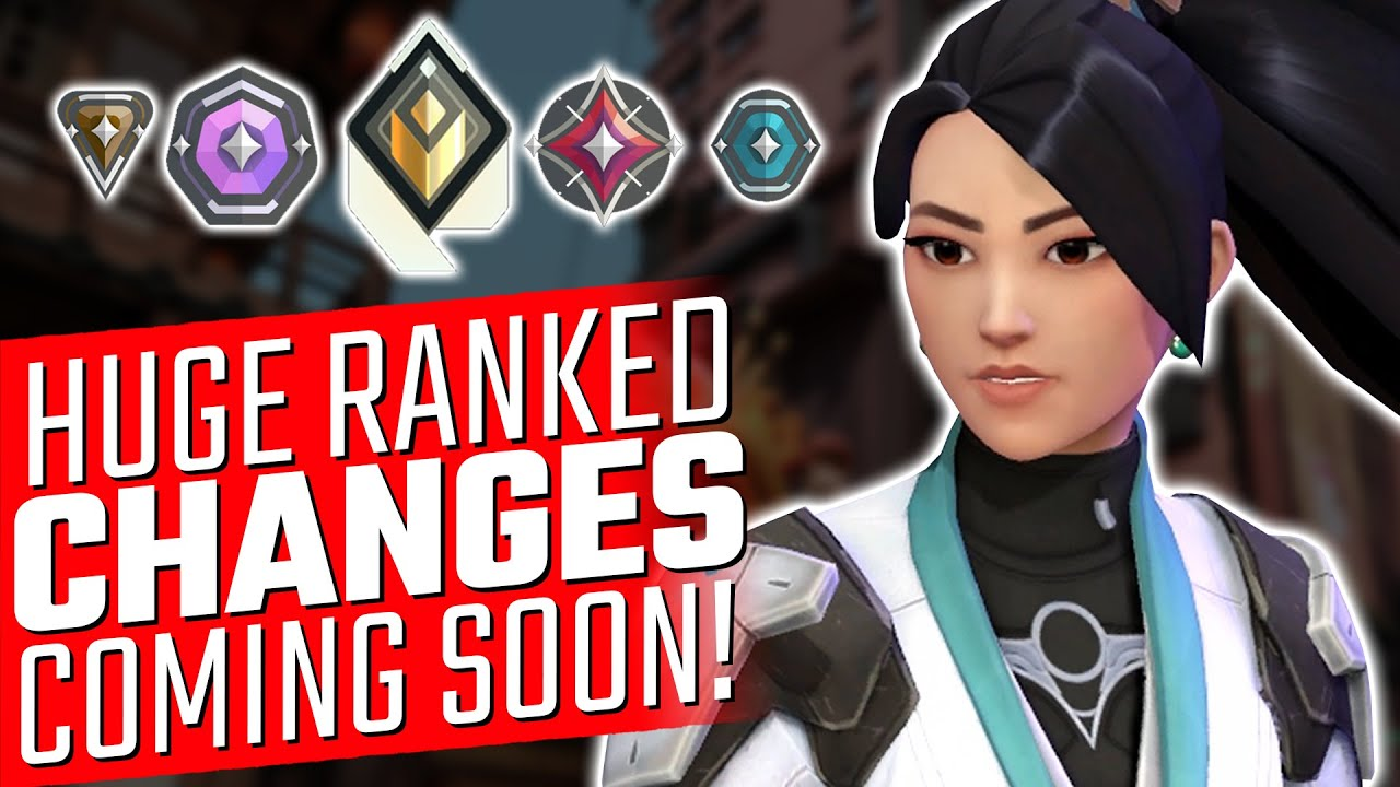 Valorant: HUGE Ranked Changes Coming! - Everybody Hates The OP