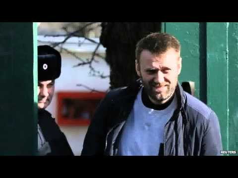 Russian Kremlin critic Alexei Navalny out of Moscow prison