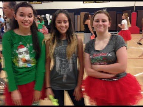 Berkley Accelerated Middle School (BAMS) 2015 Christmas Musical 5