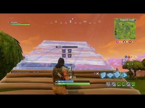 FORTNITE Battle Royale Xbox One - LAST DAY OF SEASON 2