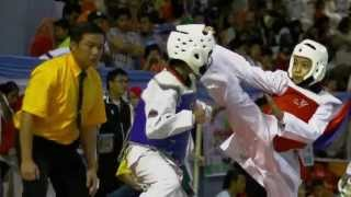 Sandakan TKD in 40th Sabah Statewide / 12th Remaja Taekwondo (WTF) Championship
