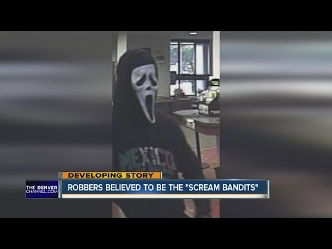 Lakewood robbers believed to be 'scream bandits'