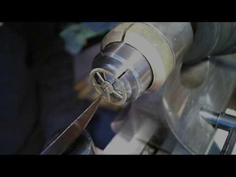 Replacing A Watch Wheel  Pinion