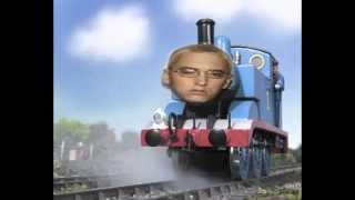 Repeat youtube video Eminem vs. Thomas the dank engine - The real shady train