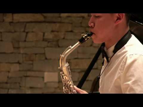 Paule Maurice: Tableaux de Provence for alto saxophone by Steven Zhang