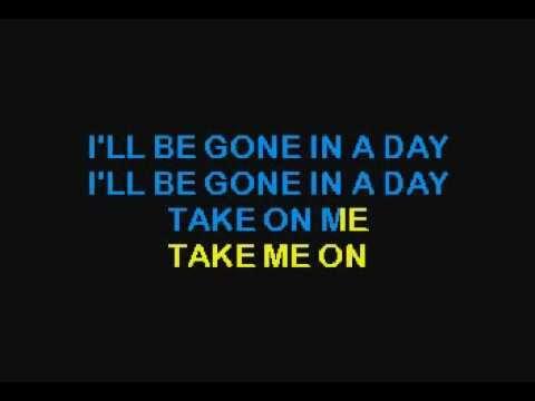 Karaoke - A-ha - Take on me